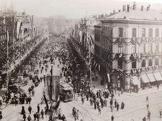 HANNOVER * 1898 im Festschmuck der Kaisertage