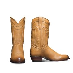 """Tecovas """"The Cartwright"""" Cowboy Boots Desert Calf Mens Leather Men, Leather Boots, Western Boots For Men, Western Wear, Western Cowboy, Roper Boots, Tecovas Boots, Mens Fall, Cowgirl Boots"""