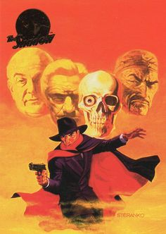 Cap'n's Comics: Shadows of Shadows by Jim Steranko Comic Book Artists, Comic Artist, Comic Books Art, Science Fiction Books, Pulp Fiction, Les Quatre Cavaliers, Jim Steranko, The Lone Ranger, Marvel Comic Universe