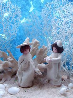 Amrei-Blumenkinder - Muscheln und Meereskinder