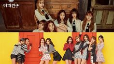 GFRIEND Members Open Up About Their Friendly Rivalry With TWICE. . . GFRIEND sat down for an interview about their new album The Awakening and mentioned their friendly rivalry with TWICE.  Sowon started off by explaining We are good friends with the members of TWICE. I dont really want to label them as rivals but its better to have a rival than to not have one. We recently exchanged compliments about each others music videos through text messages. While we cheer each other on they also drive…