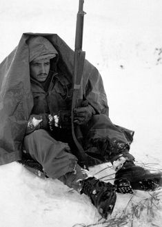 US GI - The Battle of the Bulge was the most challenging one for the US Army and to a lesser degree the British Army, but by January 1945 the Germans had been pushed back at great cost to their men and armour.