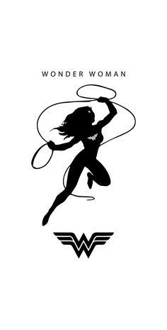 Wonder Woman Art, Superman Wonder Woman, Logo Wonder Woman, Wonder Woman Drawing, Wonder Woman Comic, Wonder Woman Aesthetic, Dc Comics, Wander Woman, Woman Silhouette