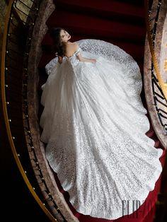 ハンナ・トゥマジャン [Toumajean Couture] 2016春夏 - ウェディングドレス - http://ja.flip-zone.com/Hanna-Toumajean-6077