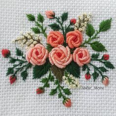 how to do brazilian embroidery stitches Floral Embroidery Patterns, Crewel Embroidery, Embroidery Hoop Art, Hand Embroidery Designs, Ribbon Embroidery, Cross Stitch Embroidery, Embroidery Supplies, Embroidery Needles, Brazilian Embroidery Stitches