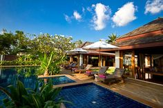 Lipa Noi Beach Villa Rental: Baan Phulay Luxury Beachfront Villa Located Directly On Lipa Noi Beach Ko Samui | HomeAway Luxury Rentals