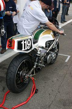 Honda Meyer-Nico BakkeR