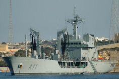 "A-11 ""Marques de la Ensanada""; Spanish Navy Force"