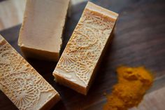 Excited to share the latest addition to my #etsy shop: Organic Turmeric Beer Soap.  Excellent hair shampoo bar and face wash soap.  Kaolin clay added.  Turmeric for skin.