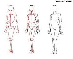 Resultado de imagen para dibujos del cuerpo con ropa