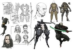 How Two Artists Are Staying True To Metal Gear's Legacy With The Series' Next Game