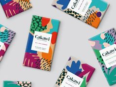 Cakawi Chocolate pattern design chocolate packaging chocolate chocolate bar Cakawi is a small-batch chocolate startup in Tulúm México, that sources and promotes Mexican cacao in the Peninsula area. Dessert Packaging, Food Packaging Design, Coffee Packaging, Packaging Design Inspiration, Brand Packaging, Retro Packaging, Bottle Packaging, Choclate Bar, Chocolate Chocolate