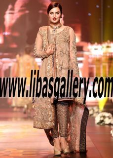 Nickie Nina Wedding and Special Occasions Dresses - Buy Nickie Nina Wedding and Special Occasions Dresses Online from Telenor Bridal Couture Week.One of our gorgeous and exclusive Nickie Nina Couture outfit. see some unique looks. www.libasgallery.com #UK #USA #Canada #Australia #France #Germany #SaudiArabia #Bahrain #Norway #Sweden #NewZealand #Austria #Switzerland #Denmark #Ireland #Mauritius #Netherland #Partywear #SpecialOccasionDress #latest 💕 #bespoke #designerbridalwear…