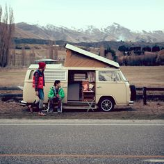 street campers