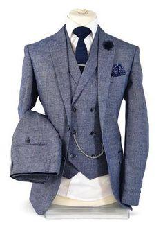 Grey Suit #menssuitsgrey