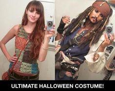 I am still having a hard believing this is not Johnny Depp.