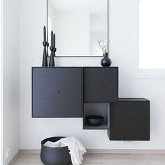 by Lassen owns the rights to the designs of two of Denmark's greatest architects - Mogens & Flemming Lassen. Check out the by Lassen App: Bedroom Minimalist, Minimalist Furniture, Minimalist Interior, Minimalist Decor, Modern Interior, Interior And Exterior, Interior Design, Minimalist Apartment, Interior Styling