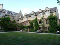 Hertford College - Oxford