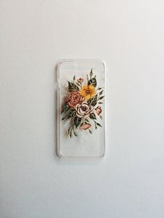 Floral Boquet iPhone 6 iPhone 6s iPhone 7 Case by shealeenlouise