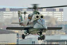 """Mil """"Mi-24K""""/""""Mi-PSV"""" (""""Hind-G Mod.2""""), b/n""""271""""white, KB Mil (MVZ) experimental helicopter.   Москва-МВЗ им.Миля.  Люберцы (HE2S) Московская область, 07.04.2017."""