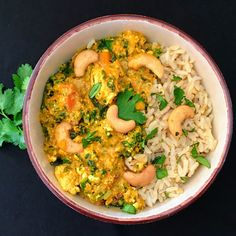 Sweet and spicy vegetarian curry