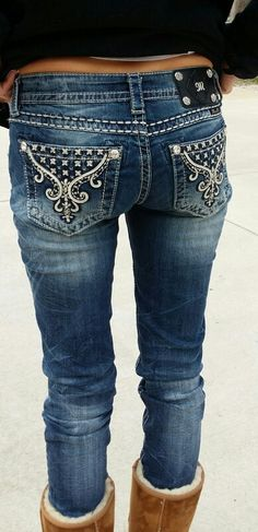 Love my miss me jeans