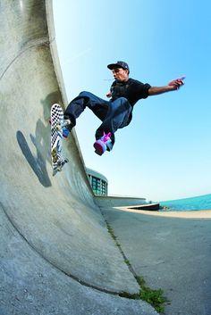 Learn to Skate Board