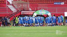 Uji Lapangan di Stadion Kapten I Wayan Dipta Bali #PERSIB #PersibSalawasna
