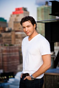 Rocco DiSpirito: How to Make Comfort Food Low-Cal Ex Husbands, To My Future Husband, Chef Rocco, Beautiful Men, Beautiful People, Rocco Dispirito, Italian Chef, Italian Man, Chef Cookbook