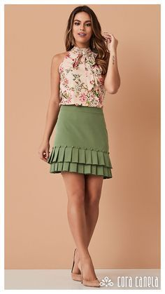Shop sexy club dresses, jeans, shoes, bodysuits, skirts and more. Skirt Outfits, Chic Outfits, Dress Skirt, Cute Fashion, Trendy Fashion, Womens Fashion, Indian Designer Outfits, Designer Dresses, Outing Outfit