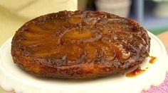 Great Australian Bake Off - Monique's Apple Tarte Tatin