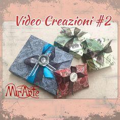 Video Creazioni #2 (2a parte) Fine Agosto 2016 e qualcosa di vecchio
