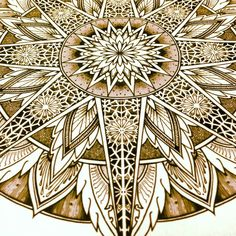 Solstice Mandala Project Day006 by OrgeSTC.deviantart.com on @DeviantArt