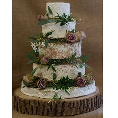 Grace Cheese Wedding Cake - Not a recipe but I'd almost consider getting married to have one of these.....