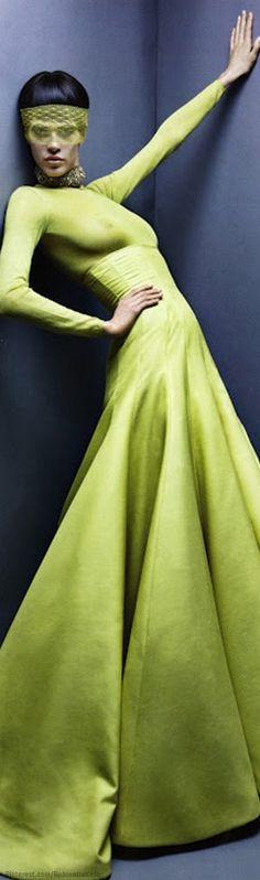 Christian Dior Haute Couture Vogue Japan