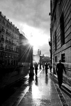 Puerta del Sol. Madrid - España