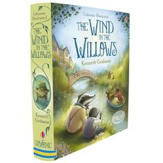 The Wind in the Willows - one of Usborne's top five Christmas Gifts to Treasure,