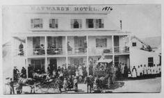 Hayward, CA  1876