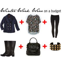 budget cheap style tips fashion winter