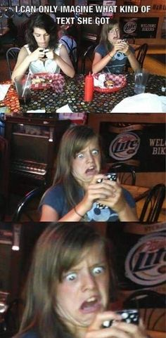 This is Why You Should Never Snapchat. #funny #humor Funny pics at http://lolblock.com