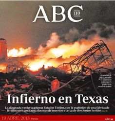 'Infierno en Texas' - ABC