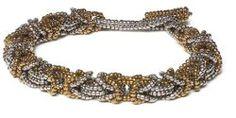 (1)                            Byzantine Beaded Chain Maille Bracelet