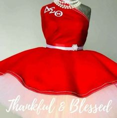 DST blessed and thankful