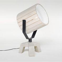 New-Duivendrecht | New Duivendrecht vloerlamp Barrel Lamp door Nieuwe Heren | www.ledlamp.nl