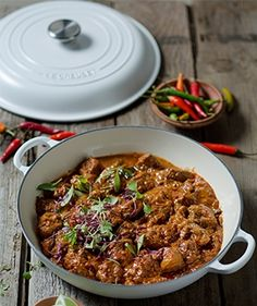 Recipes - Le Creuset - Lamb Curry