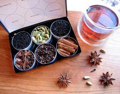 DIY Chai Tea Kit