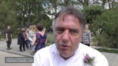 "NEWS: Celebrity Chef - Vegetables always ""Poor Cousin"" at Chelsea Flower..."