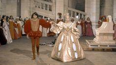 Tourné en grande partie à Chambord en 1970 , Peau d'âne, l e film de Jacques Demy, sera projeté sur écran géant dans le château, les trois derniers dimanches de décembre.