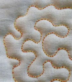 Geta's Quilting Studio: Free Motion Quilting Tutorial