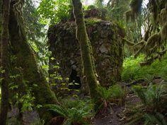 Lime Kiln near Granite Falls, WA